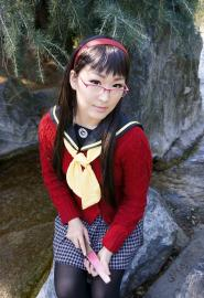 Yukiko Amagi from Persona 4 worn by Crystalike