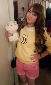 Bee from Bee & Puppycat  worn by Crystalike