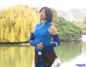 Korra from Legend of Korra, The by Crystalike