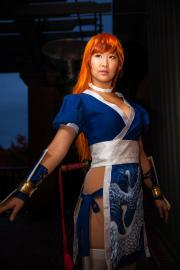 Kasumi from Dead or Alive 5 worn by Crystalike