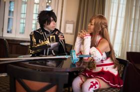 Asuna from Sword Art Online worn by Crystalike