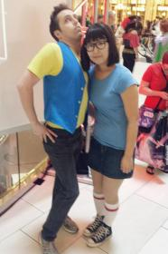 Tina Belcher from Bob's Burgers worn by Crystalike