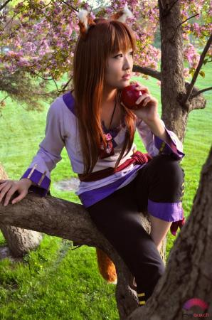 Horo from Spice and Wolf worn by Crystalike