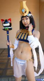 Menace from Queen's Blade: Rurou no Senshi worn by Crystalike