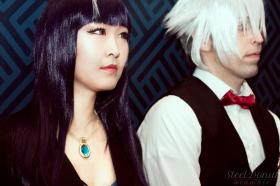 Chiyuki from Death Parade worn by Crystalike