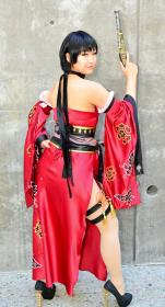 Ada Wong from Onimusha by Crystalike
