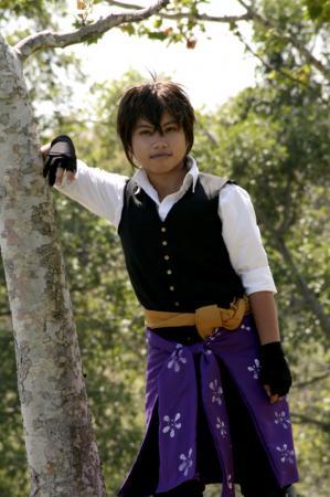 Toudou Heisuke from Hakuouki Shinsengumi Kitan worn by Akira