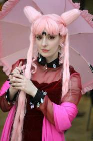 Black Lady from Sailor Moon R worn by Tenjou