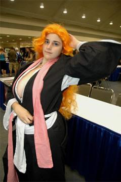 Rangiku Matsumoto from Bleach worn by Succubus In Chains