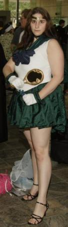 Sailor Neptune from Sailor Moon S worn by Succubus In Chains