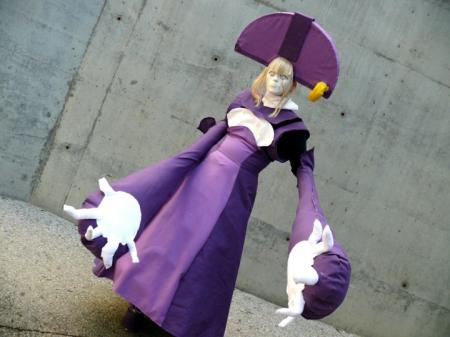 Nirvana from BlazBlue: Calamity Trigger