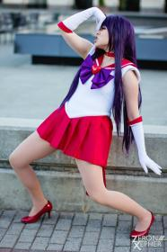 Super Sailor Mars from Sailor Moon Super S  by Striderian