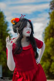 Damara Megido from MS Paint Adventures / Homestuck worn by Striderian