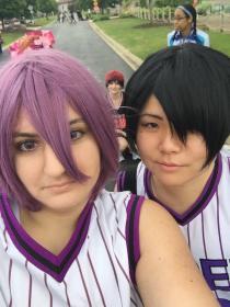 Himuro Tatsuya from Kuroko's Basketball