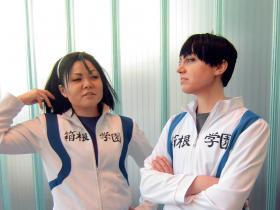 Jinpachi Toudou from Yowamushi Pedal