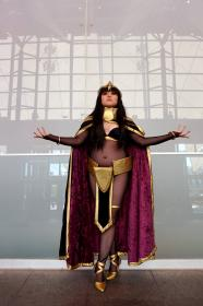 Tharja from Fire Emblem: Awakening worn by Striderian
