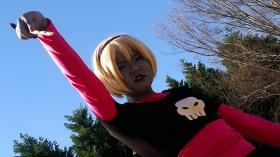 Rose Lalonde from MS Paint Adventures / Homestuck worn by Jane