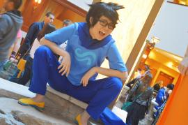 John Egbert from MS Paint Adventures / Homestuck worn by Jane