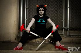 Terezi Pyrope from MS Paint Adventures / Homestuck