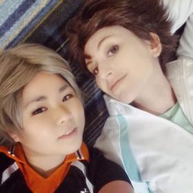 Sugawara Koushi from Haikyuu!! worn by Striderian