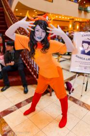 Vriska Serket from MS Paint Adventures / Homestuck worn by Striderian