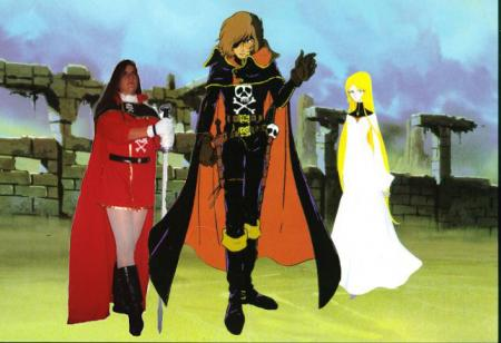 Queen Emeraldas from Queen Emeraldas worn by Emeraldas
