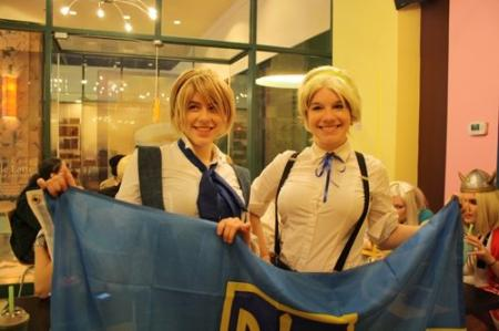 Ukraine from Axis Powers Hetalia