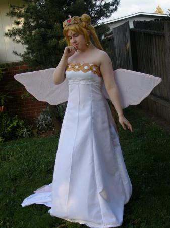 Neo Queen Serenity from Sailor Moon R