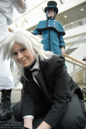 Pluto from Black Butler