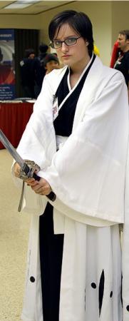 Sousuke Aizen from Bleach