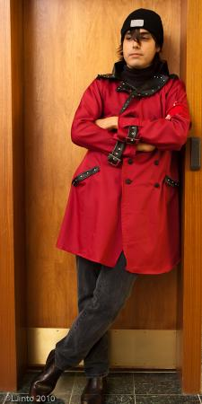 Shinjiro Aragaki from Persona 3 worn by Lisu
