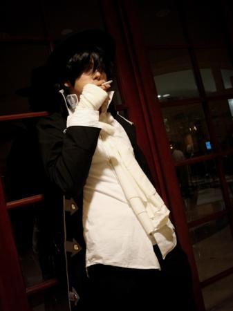 Gilbert Nightray (Raven) from Pandora Hearts worn by Lisu