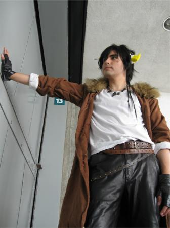 Lambo from Katekyo Hitman Reborn! worn by Lisu
