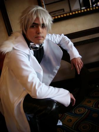 Hatsuharu Sohma from Fruits Basket worn by Lisu