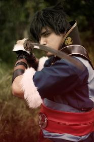 Lon'qu from Fire Emblem: Awakening worn by Lisu