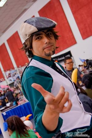 Kotetsu T. Kaburagi / Wild Tiger from Tiger and Bunny worn by Lisu