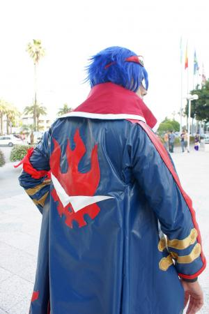 Simon from Tengen Toppa Gurren-Lagann worn by Lisu
