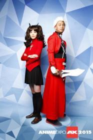 Rin Tohsaka from Fate/Stay Night