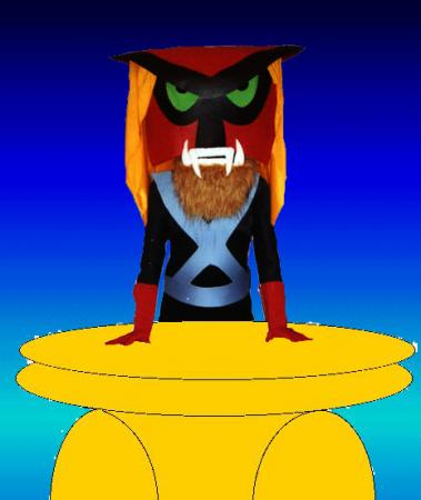 Brak from Cartoon Planet
