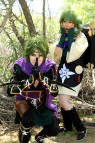 Kaze / Suzukaze from Fire Emblem Fates