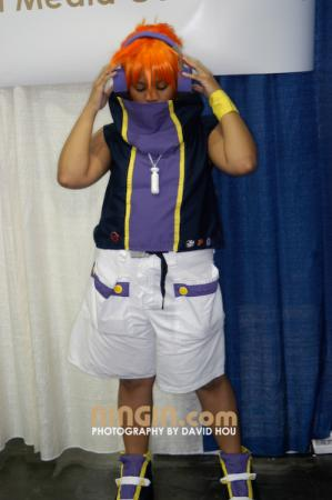Neku Sakuraba from The World Ends With You worn by celsius