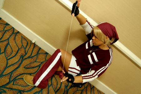 Malin from King of Fighters 2003 worn by celsius