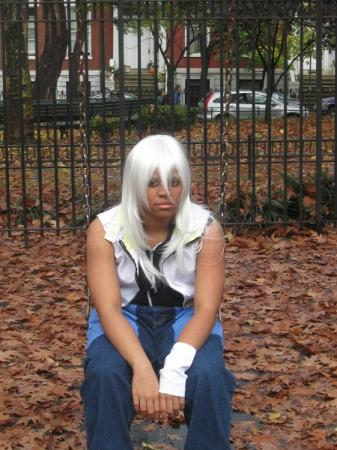 Riku from Kingdom Hearts 2 worn by celsius