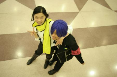 Main Character from Persona 3 worn by celsius