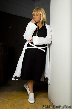 Medusa from Soul Eater worn by celsius