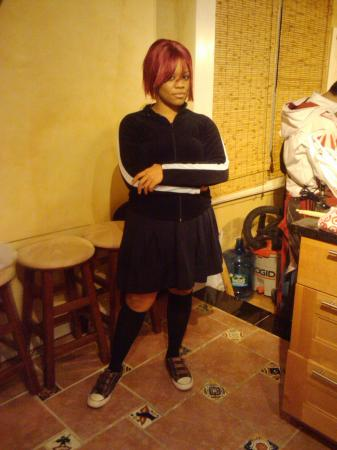 Kim Pine from Scott Pilgrim worn by celsius