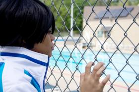 Haruka Nanase from Free! - Iwatobi Swim Club worn by celsius