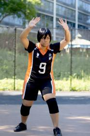 Kageyama Tobio from Haikyuu!! worn by celsius