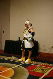 Fourier from Tales of Graces worn by celsius