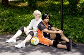 Kageyama Tobio from Haikyuu!! by celsius